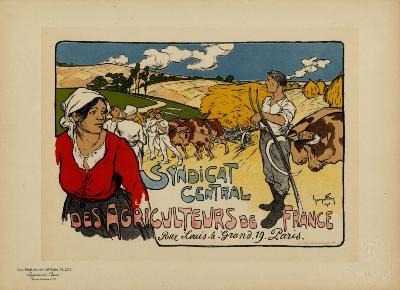 FAY Georges - Syndicat Central des Agriculteurs de France
