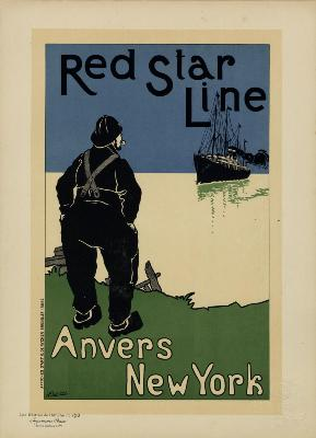 Hendrick CASSIERS - RED STAR LINE