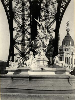 PARIS - Exposition Universelle de 1889